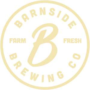 Barnside Brewing Co Logo Badge